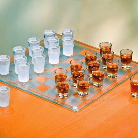 Drunken Strategic Games