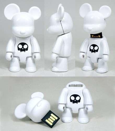 Skull-Crested Bear Gadgets