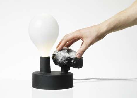 Volcano-Inspired Lighting