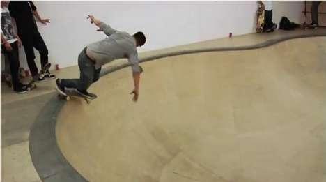 Bowl Cruising Skate Vids