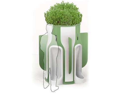 11 Crazy Urinal Concepts