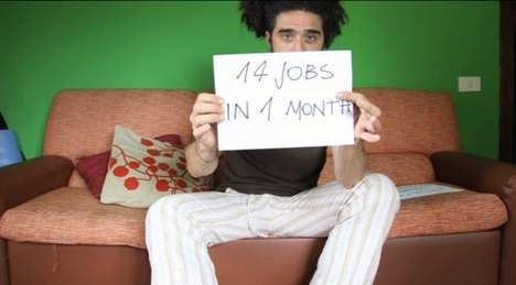 Multi-Employment Clips - Daniel Romano Sets a New World Record with 14 Jobs in 24 Days