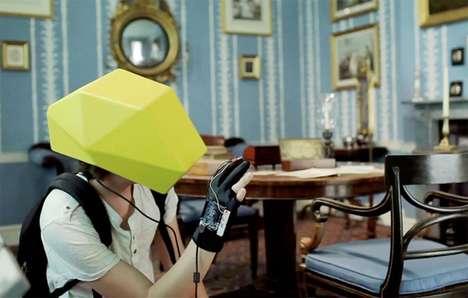 Augmented Perception Helmets