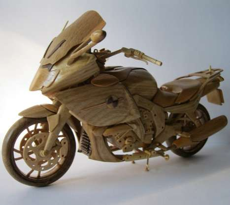 Moderntique Motorcycles