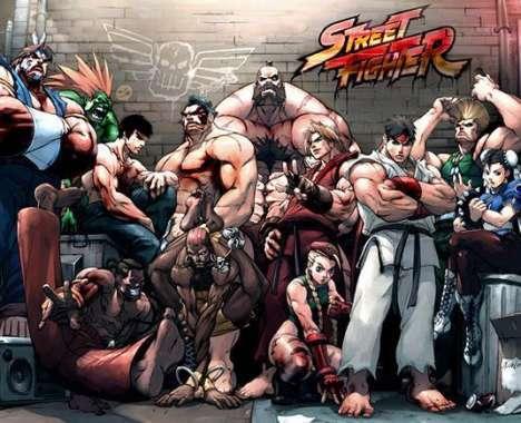 20 Kick-Ass Street Fighter Innovations