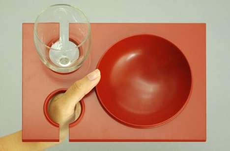 Palettelike Plates
