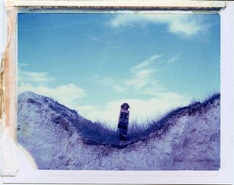 Polaroid Portrait Photography
