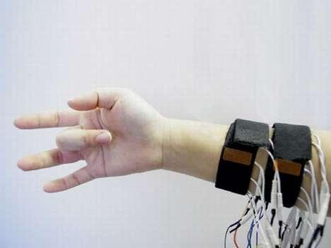 Finger-Controlling Gadgets