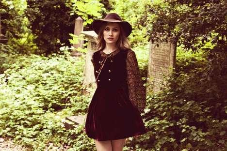 Retro Woodland Fashion