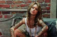 Tattooed Hollywood Starlets