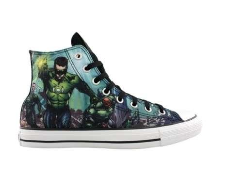 DC Superhero Kicks