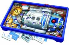 Robotic Surgery Board Games - The Star Wars Operation [R2-D2 Edition] Opens up the Robot Sidekick