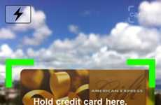 Plastic Scanning Apps - The Card-io App Takes the Hassle Out Of Paying With a Credit Card