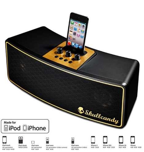 Rock 'n' Roll iPod Amplifiers
