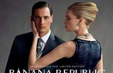 Hit TV Show Fashion - The Banana Republic Mad Men Collection is Inspired by '60s Style
