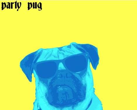 Pop Culture Puppy Prints