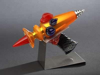 Futuristic Firearm Glassworks