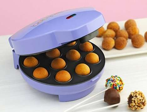Personal Donut Hole Pressers