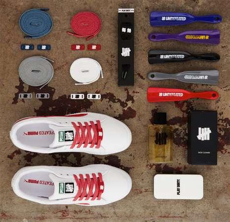 Cleansing Footwear Aids