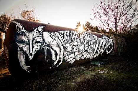 Inspiring Insect Art