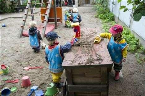 Genderless Toddler Education