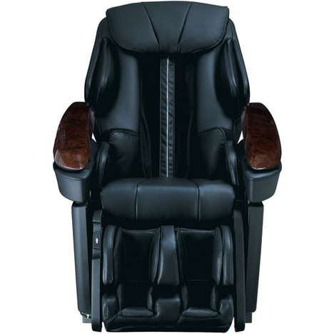 Luxurious Cinematic Recliners