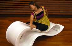 Curvy Pilates Loungers & Hi-Tech Plush Chairs : iSeat Recliner islam-shia.org