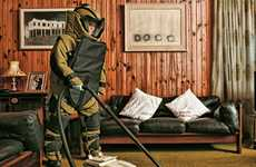 Armored Housekeeping Ads
