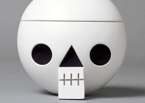 Spherical Skull Strongboxes
