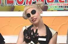 Panda Bear Pop Stars - The Lady Gaga Panda Costume is Outlandish
