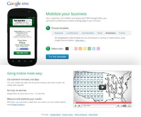 DIY Smartphone Services