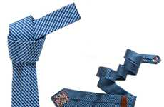 Socially Responsible Neckwear - FIGS Ties Combines Luxe Materials and a One-for-One Model