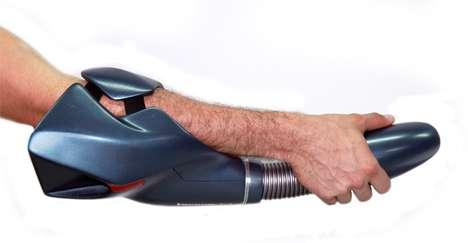 Robotic Arm Vacuum Cleaners