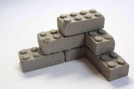 Life-Sized LEGO Blocks