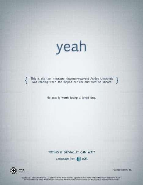 Terrifying Text Tales
