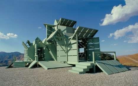 Eco-Friendly Matrix Mansions