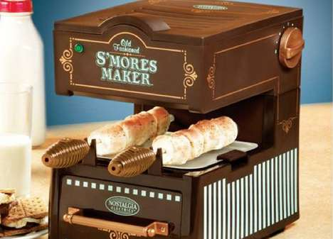 Faux Old Snack Stoves