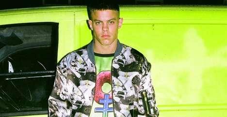 90s-Influenced Streetwear