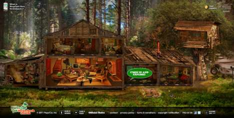 Retrofied Interactive Ads