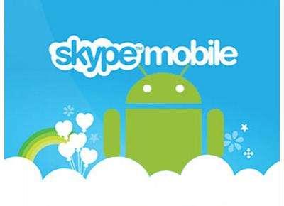 Skype-Savvy Mobiles