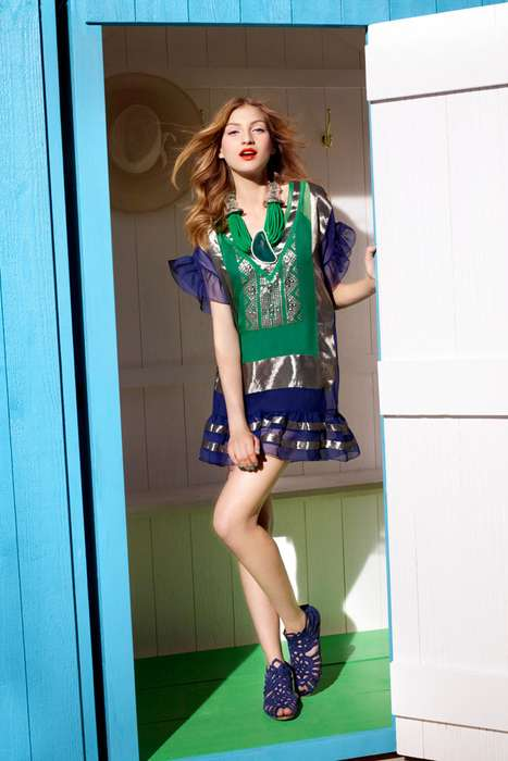 Eclectic Exotic Fashion