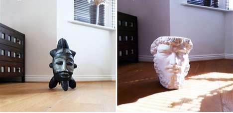 Cultural Sculpture Speakers