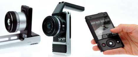 Remote-Controlled Video Cameras