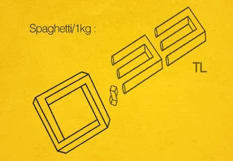 Escher-Esque Advertising