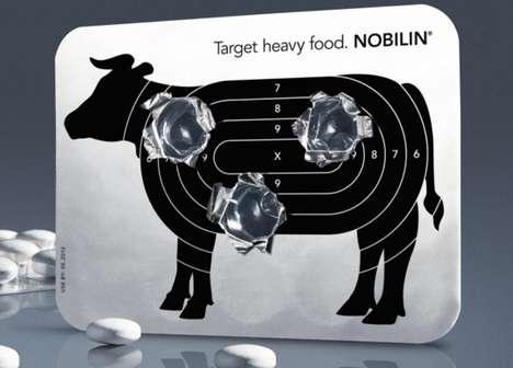 Bull's-Eye Pill Packaging