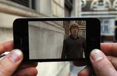 Marvelous Movie Apps - Augmented Reality Cinema Displays Movies Filmed All Around You