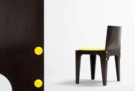 Clothes-Inspired Seating