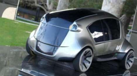 Search Engine Concept Cars