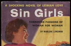 Forbidden Love Fiction - These Lesbian Pulp Novels Provide a Potral into a Bygone Era
