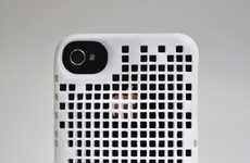 Smartphone Mesh Covers - The Freshfiber 3D Printed iPhone Case is Simply Dazzling